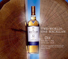 MacAllan Whiskey AR Project for Esquire