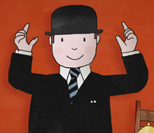 Mr Benn 'Safari'