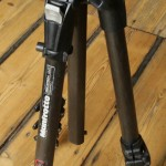 Relatively light tripod for travelling with