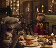 Meerkat Meals 'Curry Night'