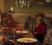 Meerkat Meals 'Stuffed'